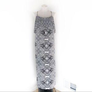 Anthropologie Vanessa Virginia Maxi Dress Size 2